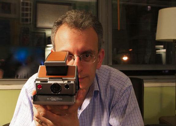 Instant author Christopher Bonanos